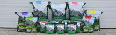 Sun & Shade Lateral Spread Lawn Mixture 25lbs
