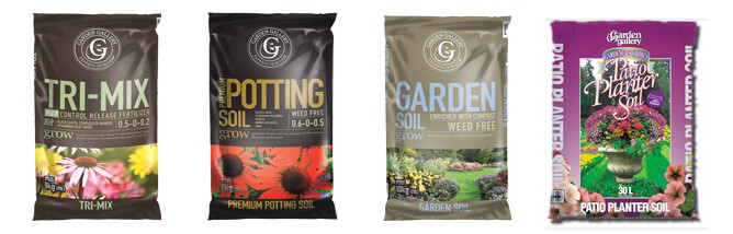 Garden Gallery patio Planter Mix 25L