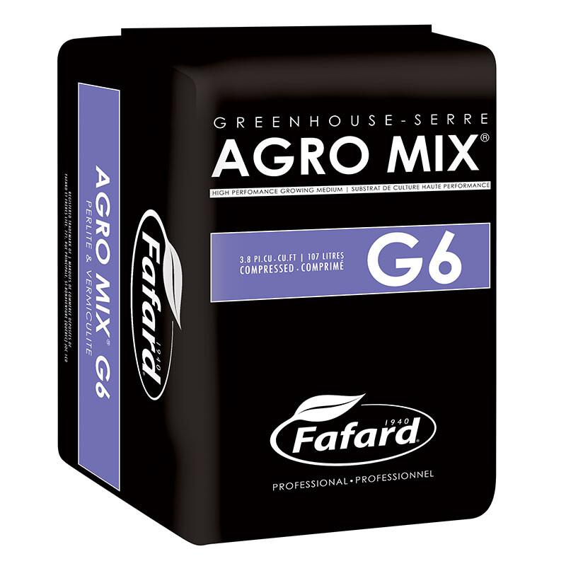 Farfard Argo Mix G6 3.8cuft