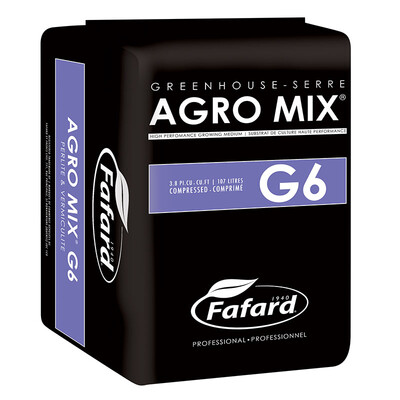 Farfard Argo Mix G6 3.8cuft