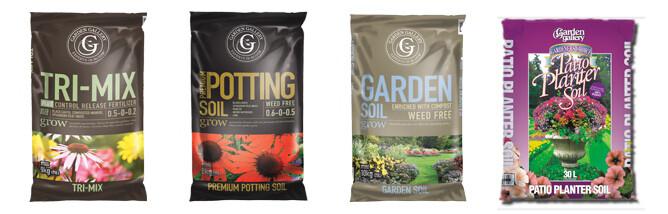 Garden Gallery Potting Soil 25L