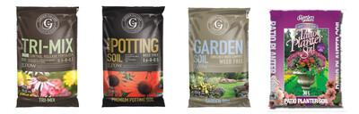 Garden Gallery Tri-mix Plus