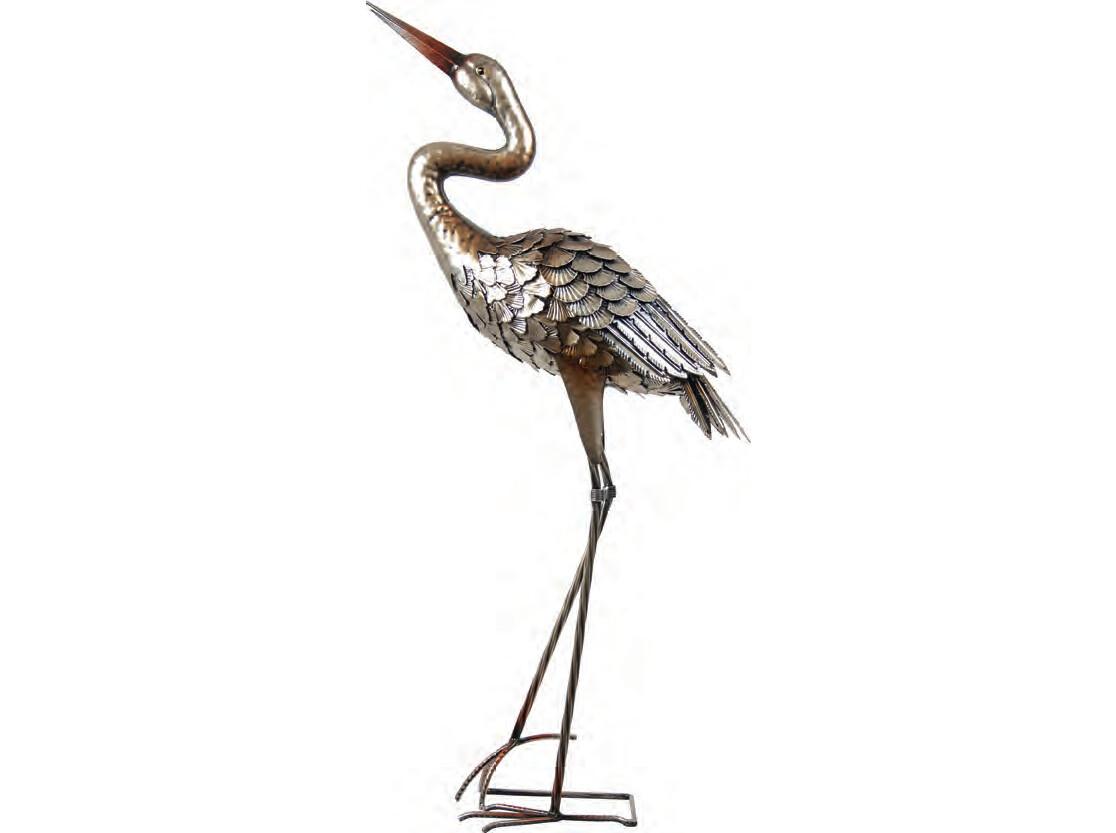Metal Crane