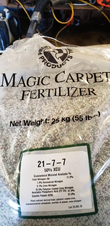 Lawn Fertilizer Spring Application