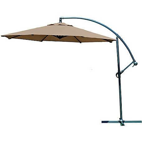 Coolaroo Cantilever Offset Umbrella