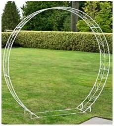 Circle Leaf Arbour