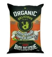 Organic Sheep Manure