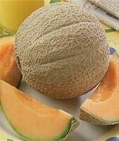 Cantaloupe Hearts Of Gold Organic