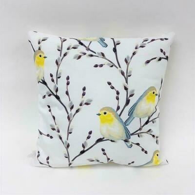 Willow Bird Pillow