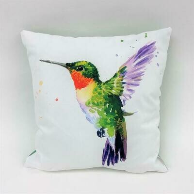 Humming Bird Pillow