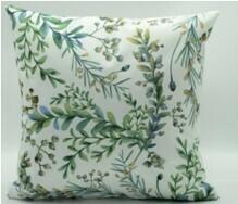 Spring Garden Pillow