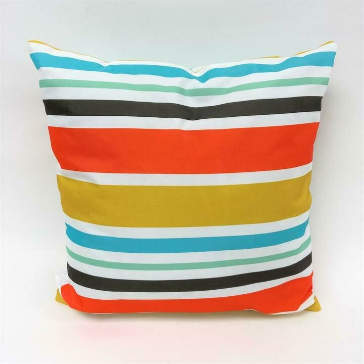 Tick Stripe Pillow