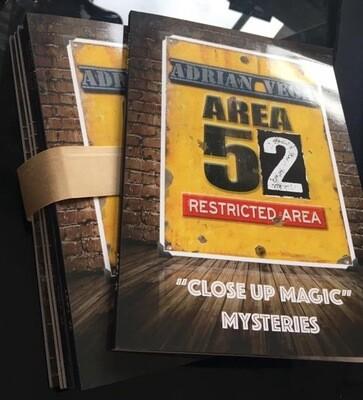 Area 52 (Libro en Español)