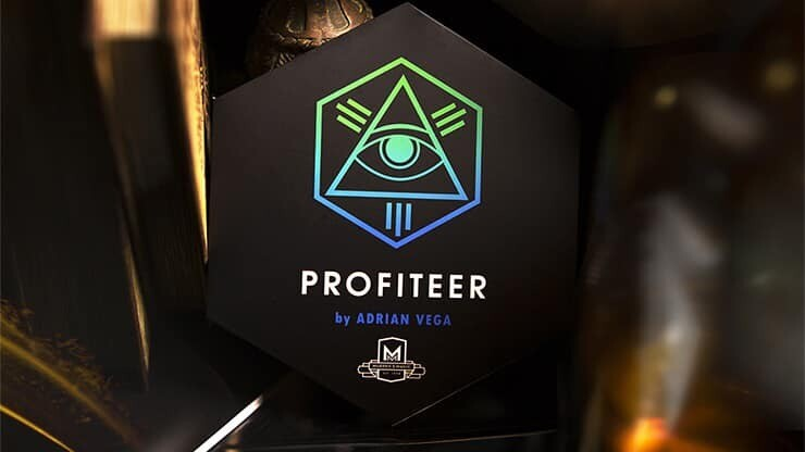 Profiteer by Adrian Vega