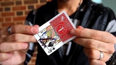 Screwed Card by Adrian Vega