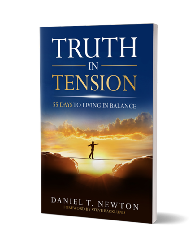 Truth in Tension: 55 Days to Living in Balance