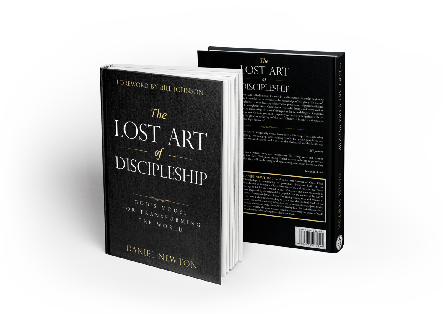 The Lost Art of Discipleship ~ Pre-Order