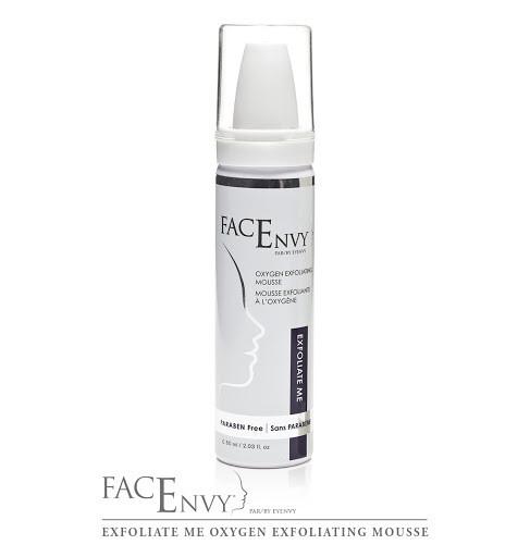 FACE ENVY Exfoliator