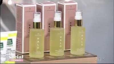Halo Marula & Broccoli Seed Hair Oil