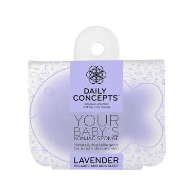 Daily Concepts Your Baby Konjac Sponge
