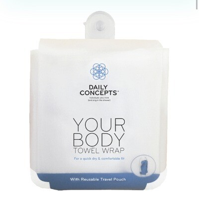 Daily Concepts Your Body Wrap