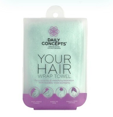Daily Concepts Your Hair Towel Wrap