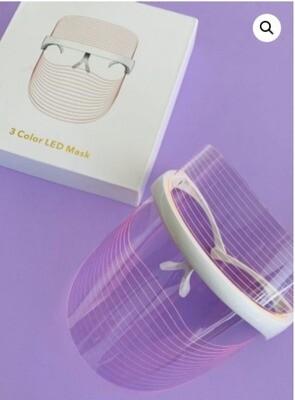 3 Colour LED Mask