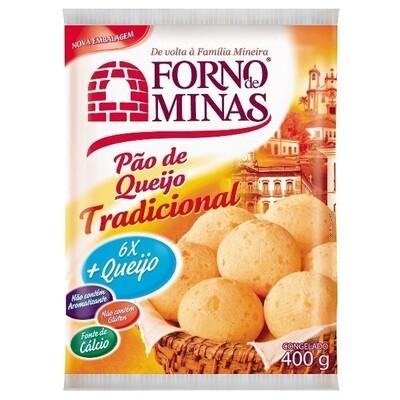 FORNO DE MINAS PAO QUEIJO 400G