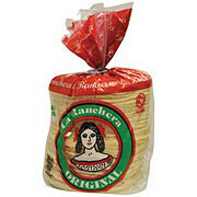 LA RANCHERA WHITE TORTILLA 90CT
