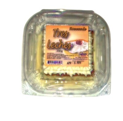 CUBAN TOUCH TRES LECHES
