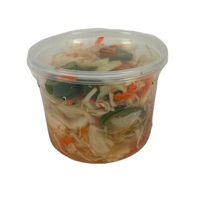 PARAISOTR CURTIDO PICKLED CABBAGE 370G