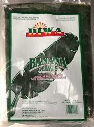 BANANA LEAVES HOJA DE PLATANO 454G