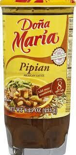 DONA MARIA PIPIAN 8.5OZ