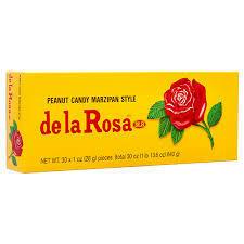 DE LA ROSA MAZAPAN PEANUT 840G