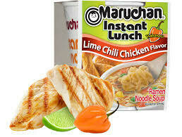 MARUCHAN LIME CHILI CHICKE 64G