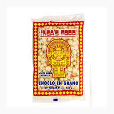 INCAS FOOD CHOCLO EN GRANO 425G
