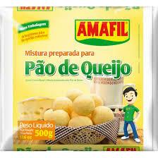 AMAFIL MIX PAO DE QUEIJO 500G