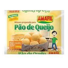 AMAFIL MIX  PAO DE QUEIJO 1KG