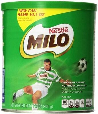 NESTLE COLOMBIAN MILO CHOCOLATE MIX 400G