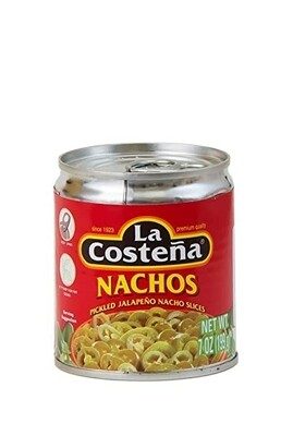 LA COSTENA NACHO JALAPENO SLICED 7OZ
