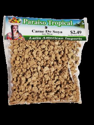 PARAISOTR CARNE DE SOYA/ SOY MEAT 169G