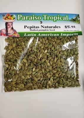 PARAISOTR PEPITAS NATURALES/ PUMPKIN SEEDS 226G