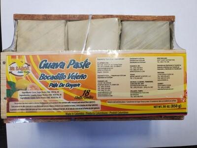 SU SABOR BOX VELENO BOX 850G