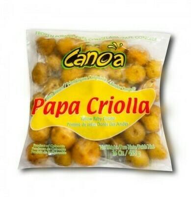 CANOA PAPA CRIOLLA 906G
