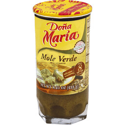 DONA MARIA MOLE VERDE 8.5OZ