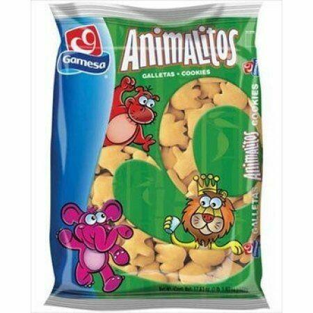 GAMESA ANIMAL COOKIES 16OZ