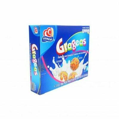 GAMESA GRAGEA SPRINKLES 432G