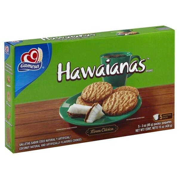 GAMESA HAWAIANAS 428G