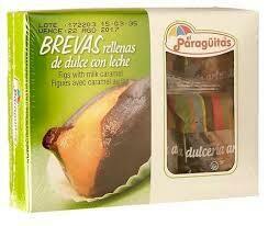 EL PARAGUITAS BREVAS CON LECHE 6CT 120G