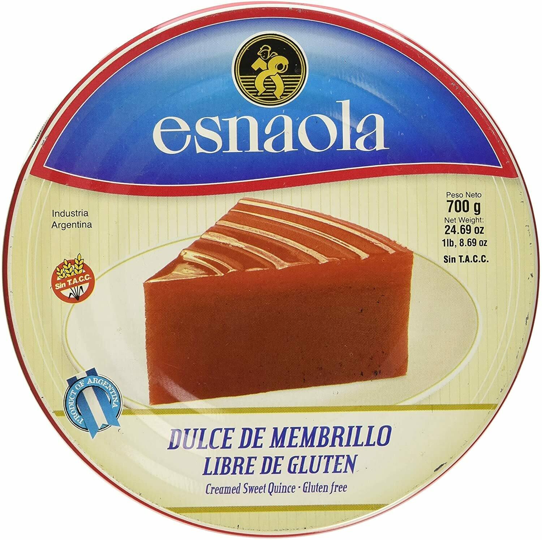 ESNAOLA DULCE MEMBRILLO 700G